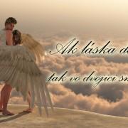 láska dáva krídla - náhľad