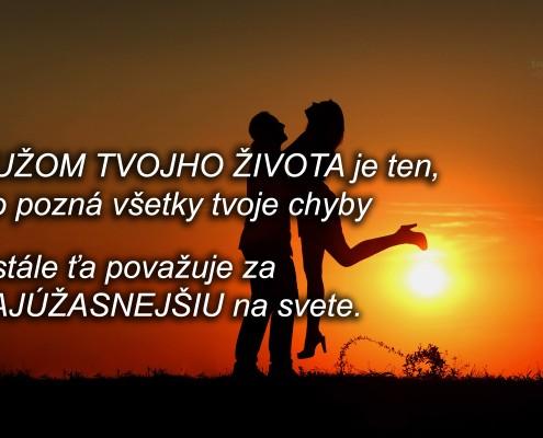 láska života