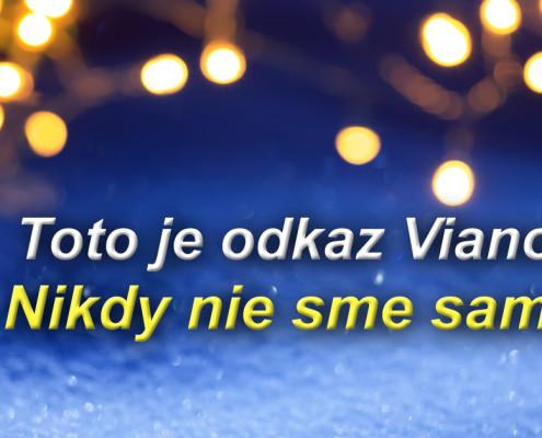 toto je odkaz Vianoc