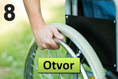 zdravotne postihnutí
