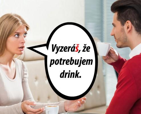 drink na rande