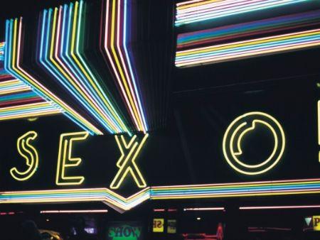 budova s názvom sex