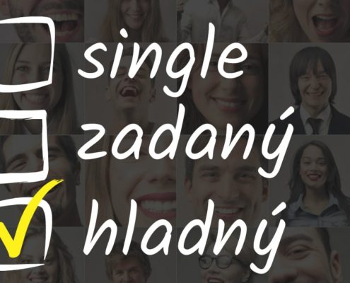 single / zadaný / hladný