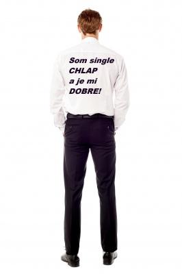 Som single chlap a je mi dobre!