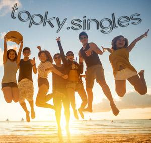 komunita ľudí okolo portálu topky singles