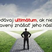 ultimátum