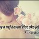 Vôňa ženy o nej hovorí viac ako jej rukopis. Christian Dior